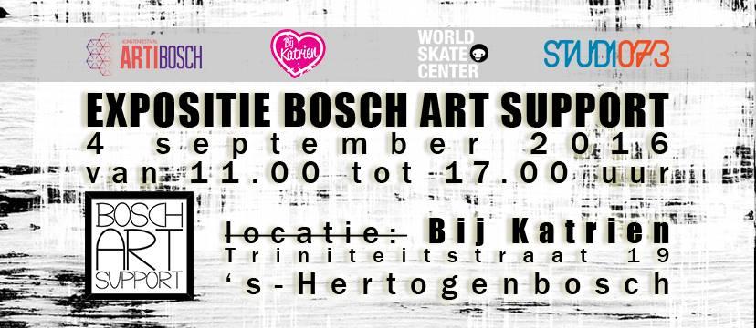 20160904 expo bosch art support