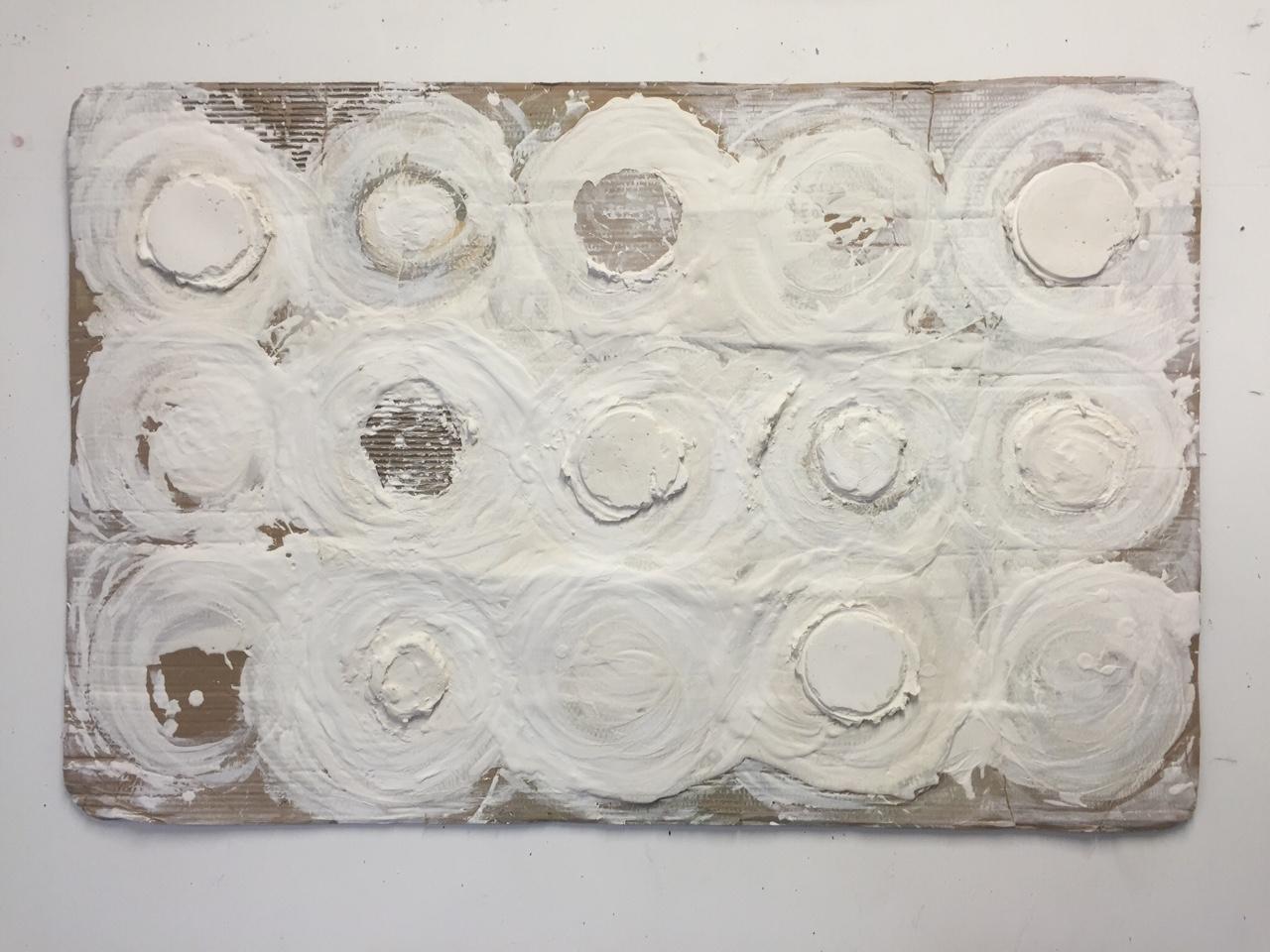 Circling in whites , 2016 (C) Lidwien van Noorden Colorsunwind